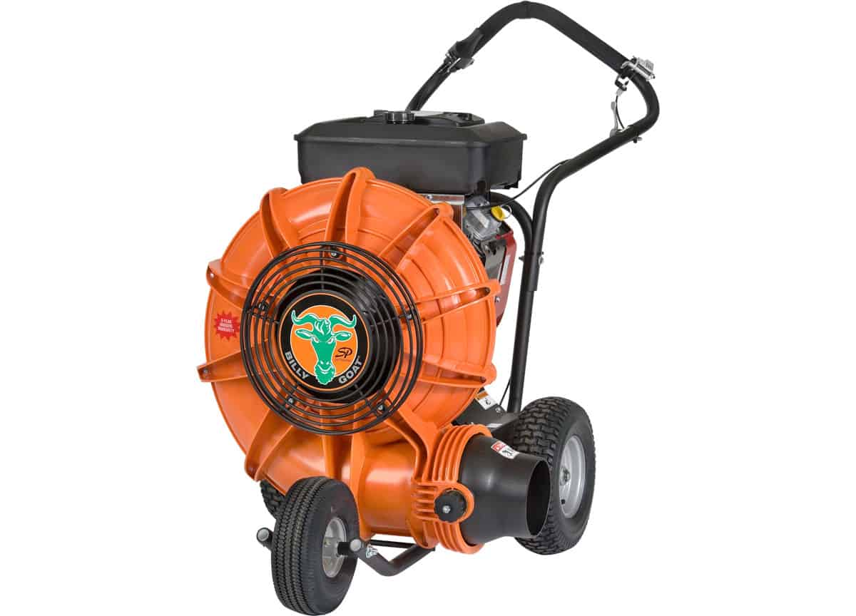 Billy Goat F1802SPV 2900 CFM Electric Walk-Behind Blower