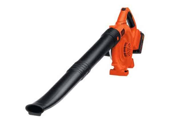 Black+Decker LSW20 120 CFM Cordless Blower