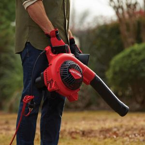The Craftsman CMEBL712 in use