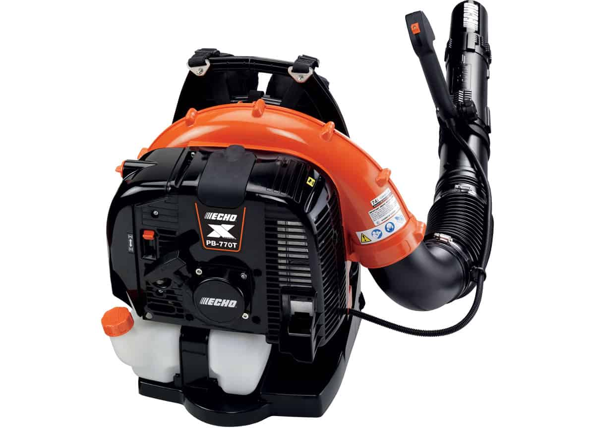 Echo PB-770T 63.3cc Gas Backpack Blower: Spec Review & DealsLeaf Blower