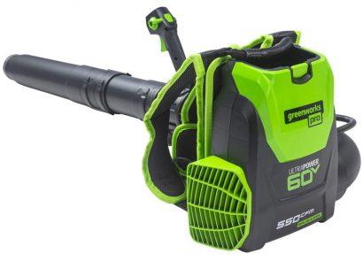 Greenworks 2418502 550 CFM Cordless Blower