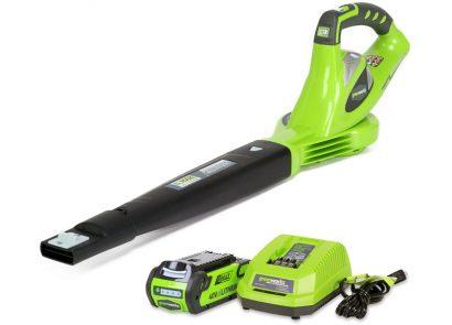 Greenworks 24252 135 CFM Cordless Blower