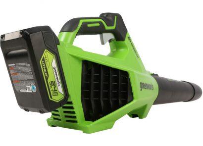 Greenworks BL24L410 450 CFM Cordless Blower