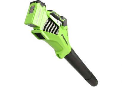 Greenworks BL40B411 450 CFM Cordless Blower