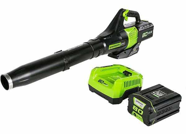 Greenworks Pro BL80L2510 580 CFM Cordless Blower