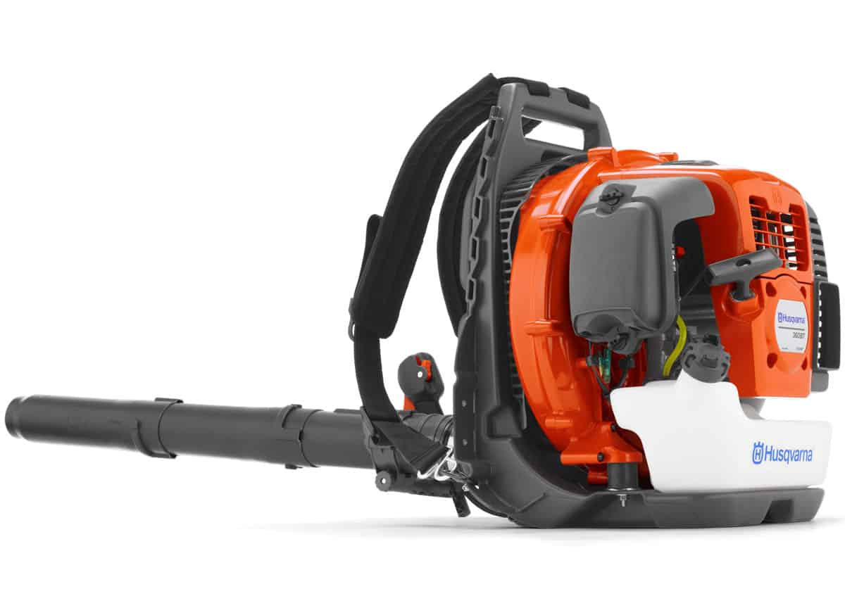 Picture of the Husqvarna 360BT