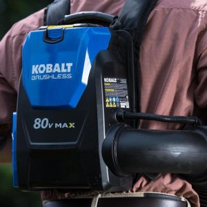 The Kobalt KBB 600A-06 in use