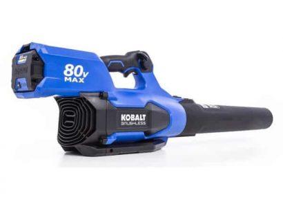 Kobalt 80V KHB 2580-06 630 CFM Cordless Blower