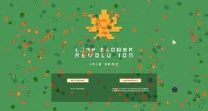 Leaf Blower Revolution Title Screen