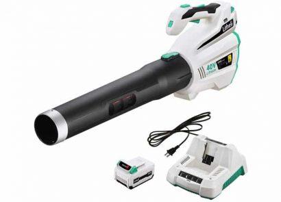 Litheli U1BR21103 480 CFM Cordless Blower