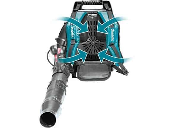 Makita EB7660TH 706 CFM Gas Backpack Blower