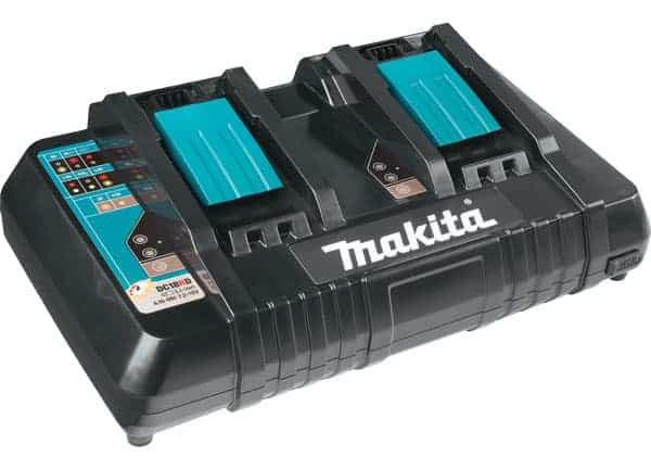 Makita XBU02PT 4 double charger