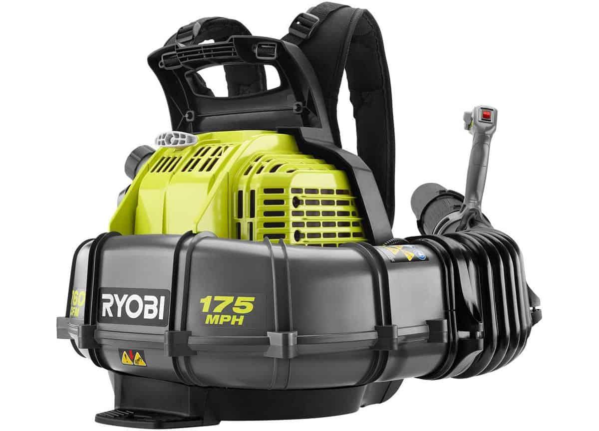 Ryobi Ry38bp 38cc Gas Backpack Blower User Review Deals