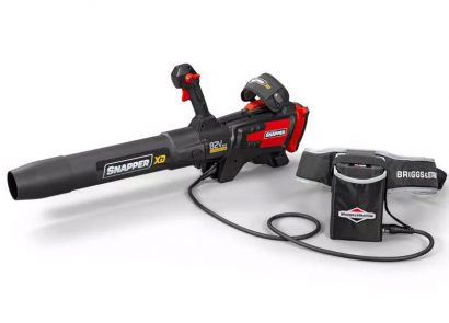 Snapper XD PowerGrip 700 CFM Cordless Blower
