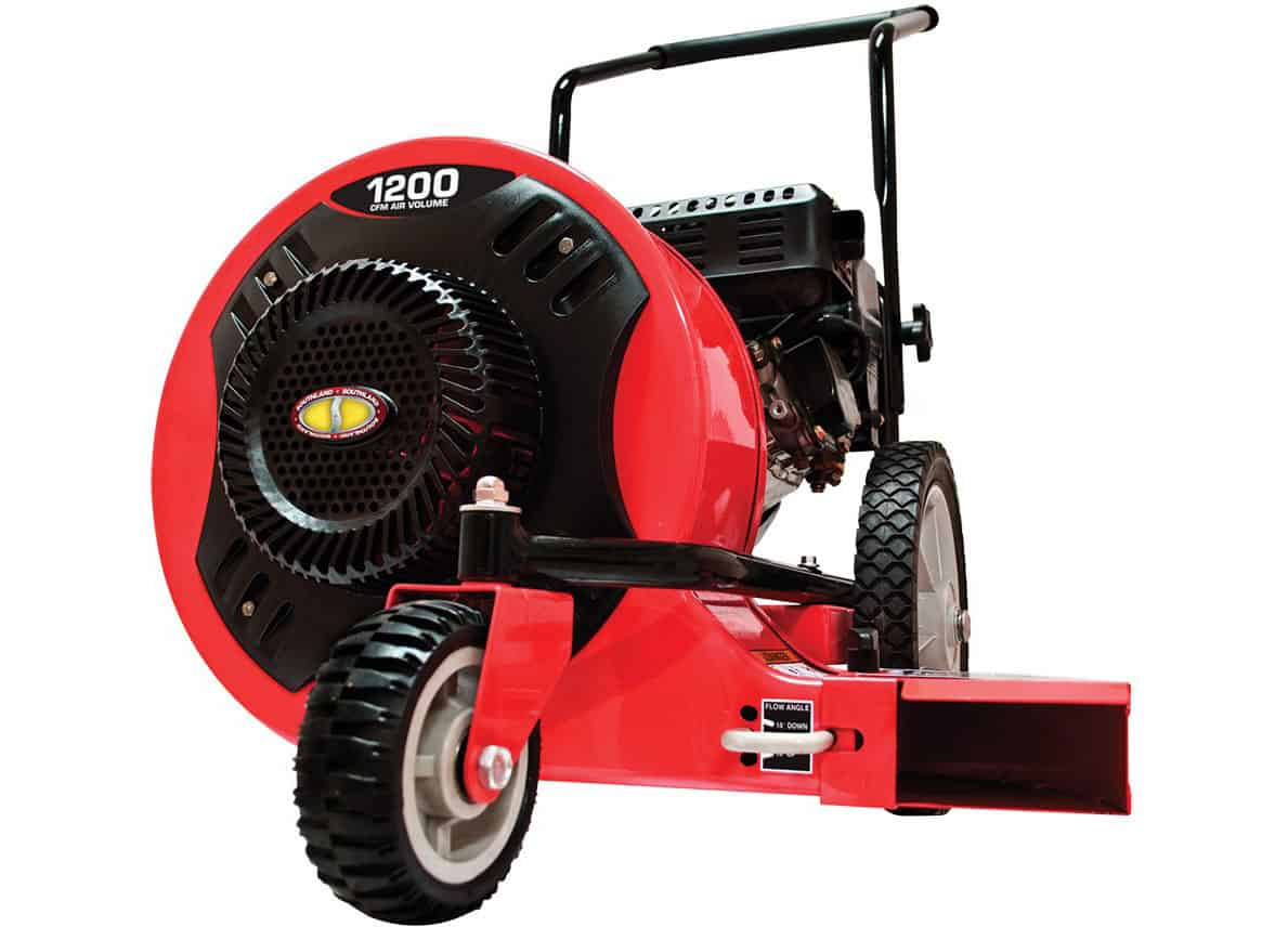 Southland SWB163150E 1200 CFM Electric Walk-Behind Blower