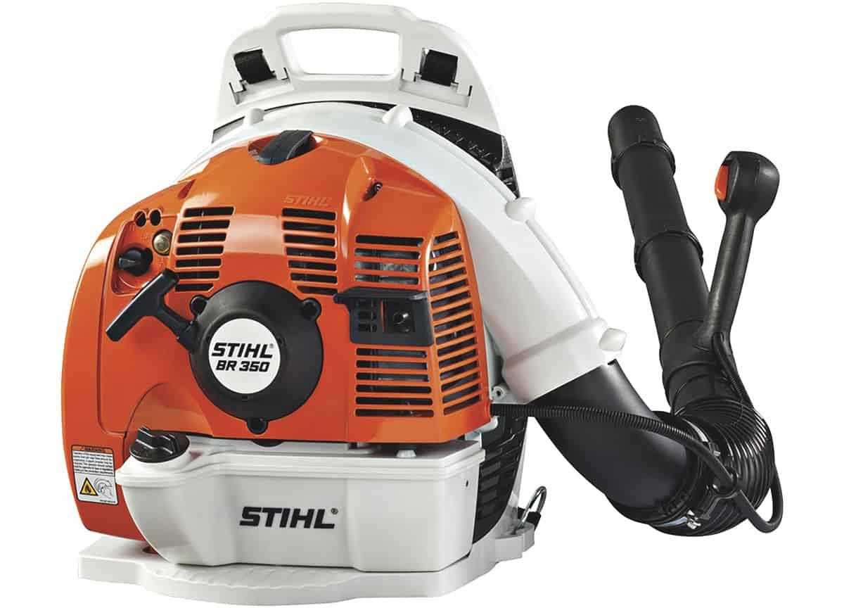 Stihl BR 350 436 CFM Gas Backpack Blower