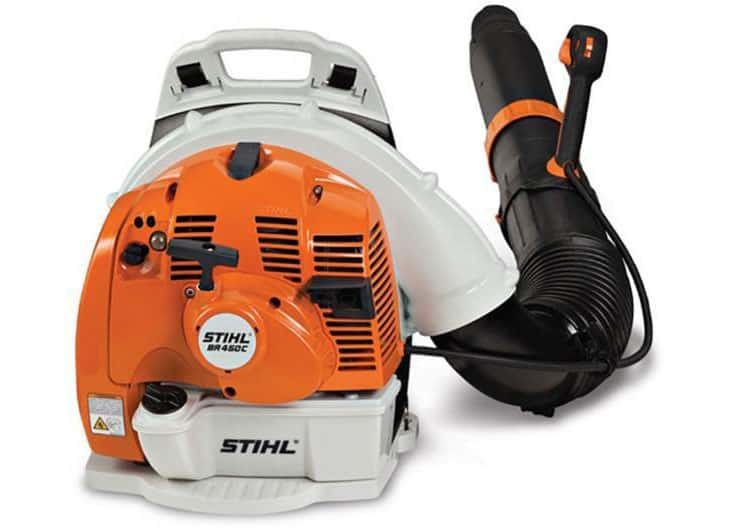 Picture of the Stihl BR 450 C-EF