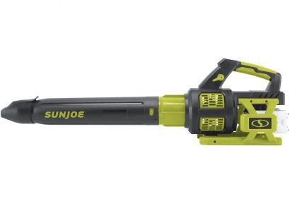 Sun Joe 24V-X2-JB500 560 CFM Cordless Blower
