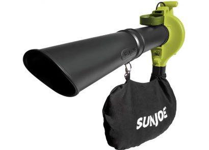 Sun Joe SBJ603E 300 CFM Electric Blower Vac