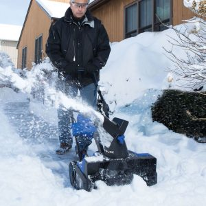 Sun Joe iON18SB Cordless Snow Blower