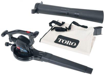 Toro Super Blower Vac 51618 330 CFM Electric Blower Vac