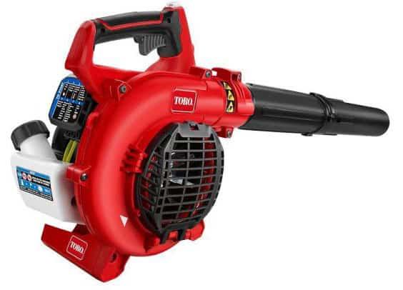 Toro 51988 25 4cc Gas Handheld Blower Vac Spec Review Deals