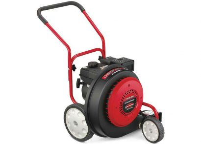 Troy-Bilt TB672 1000 CFM Electric Walk-Behind Blower