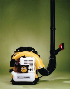 Vandermolen 850 BTx Backpack blower