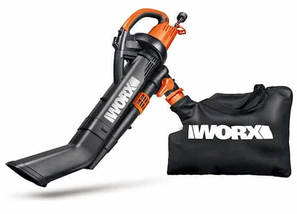 Picture 2 of the Worx TriVac WG500
