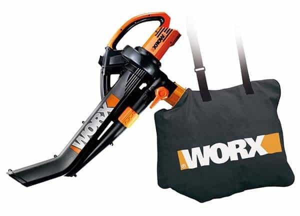 Worx TriVac WG505 350 CFM Electric Blower Vac
