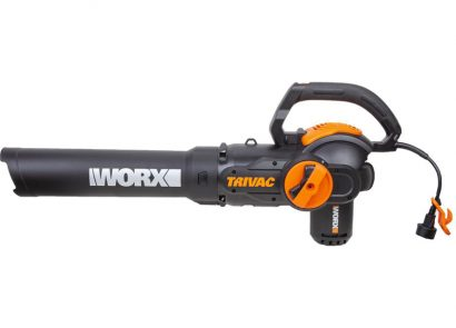 Worx Trivac WG514 620 CFM Electric Blower Vac