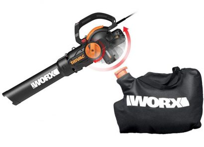 Picture 2 of the Worx Trivac WG514