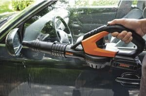 The Worx WG545.1 in use