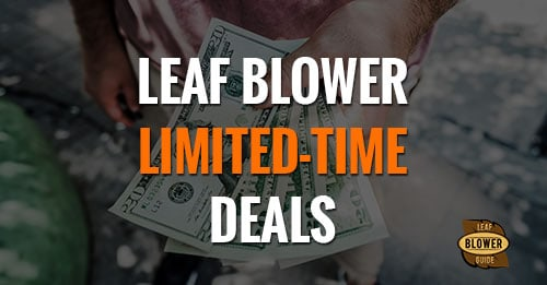 blower deals limited time offers featured image