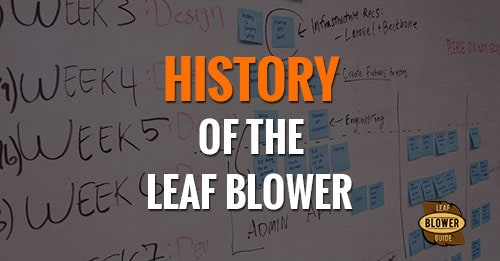 history of the leaf blower featured image