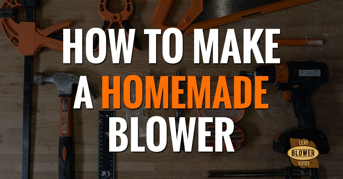 homemade diy blower featured image