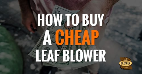 how to buy cheap blower featured image