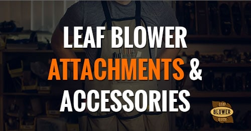 leaf blower attachments featured image