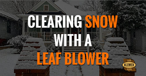 leaf blower for snow removal featured image