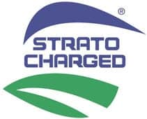 strato-charged logo